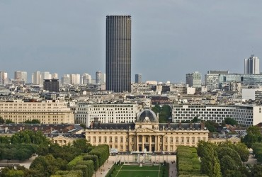 Tour Montparnasse, <br>Paris, France