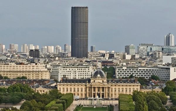 Tour Montparnasse, <br>Paris, France
