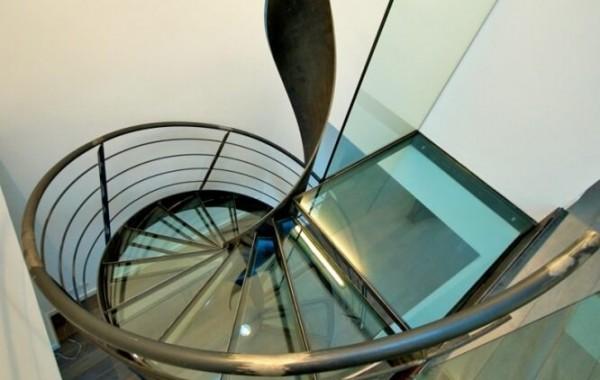 Escalier Elikoflam<br>Nantes, France